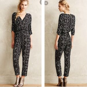 Elevenses Dacey pull on jumpsuit with pockets